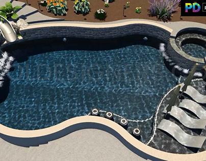 3D Swimming Pool Designers