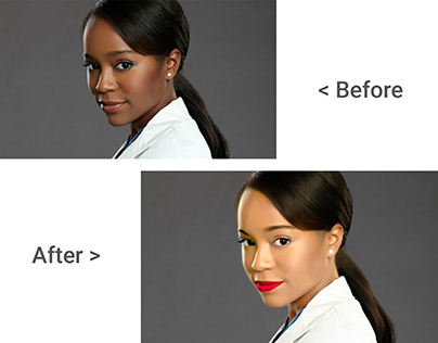 Image Retouch by Photoshop