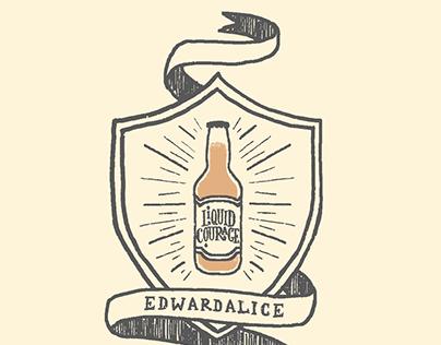 EdwardAlice - Weekend Warriors Artwork