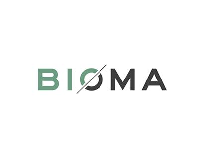 Bioma. Landscape Architecture. Branding & Webdesign