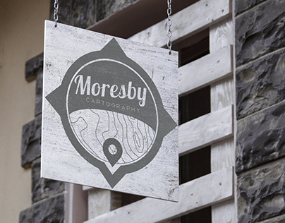 Moresby Cartography - Brand Identity