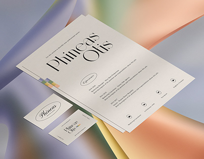 Résumé & Name Card Template