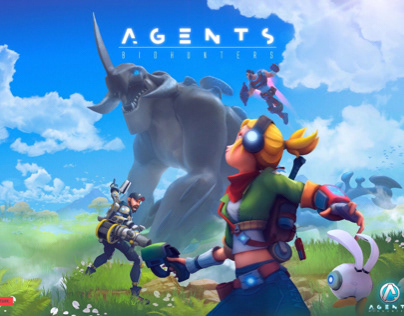 Agents biohunters - early splash concepts
