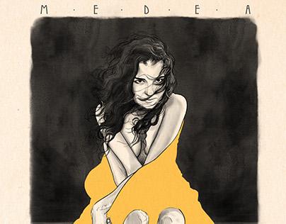 Medea - poster 2018