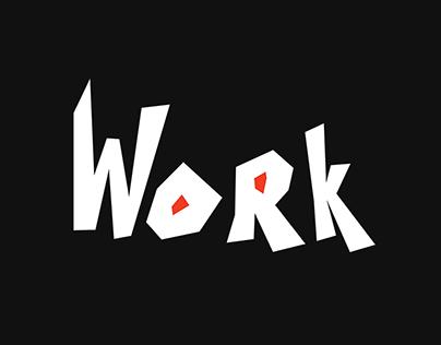 "Logo`s ""Work"""