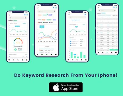 Keyword Plus | Market Research IOS App