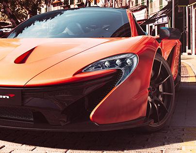 McLaren P1 (CGI)