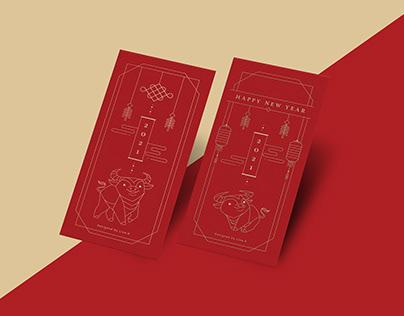Red Envelope Design