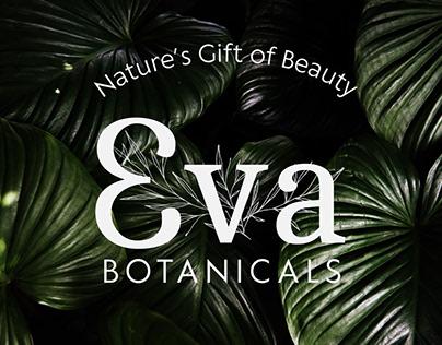 Eva Botanicals Branding