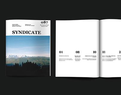 Syndicate Magazine