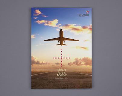 I-M-A-G-I-N-E • Changi Airport / 2014