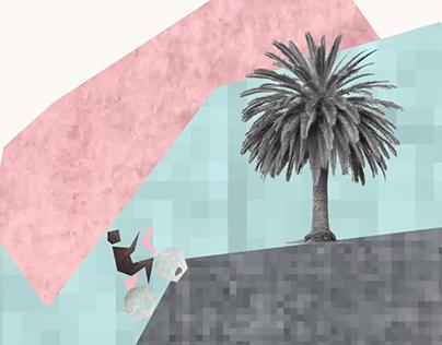L'échappée - After Effects Animation