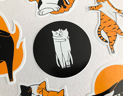 Sticker Set Vol. 1