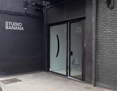 Studio Banana Rebrand, 2017