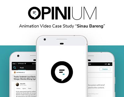 "Animation Video Case Study ""Sinau Bareng"""