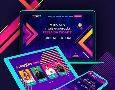 SALVADOR FEST 2019 | LANDING PAGE