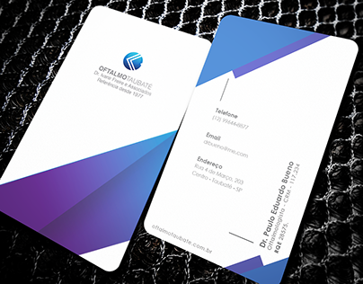Business Card Ophthalmologist