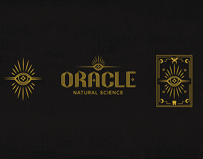 Oracle Natural Science—Brand Refresh +Illustrations