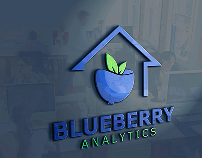 Blue Berry Logo Design