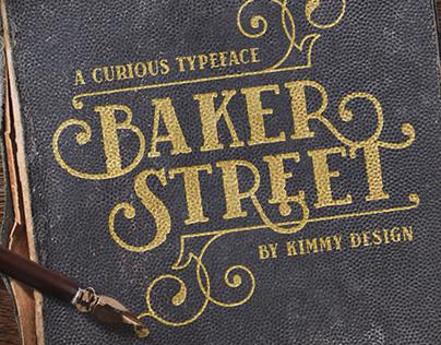 Baker Street Font Family