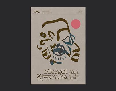 Michael Kiwanuka Poster