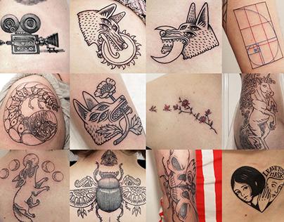 inktiation tattoo