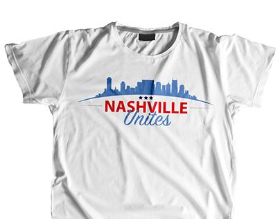 Nashville Unites Brand & Identity Development