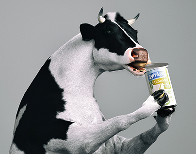 Soyamigo | Soy-friendly Cow CGI