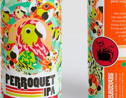Brasserie Le trou du diable - Perroquet IPA