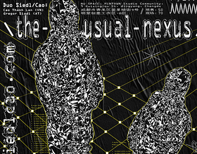 Poster / THE USUAL NEXUS / 2019
