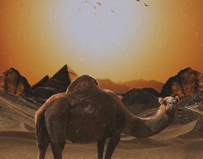 This is egypt (Manipulation art)