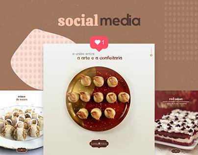 Social Media | Lorena Felicio