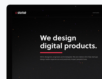 Startaê ⏤ Visual Identity