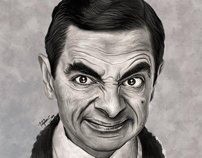 Rowan Sebastian Atkinson( Mr.Bean )