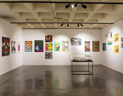 PUNK GRAPHICS   Exhibition Design