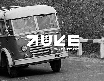 Tüke Busz – Public Transport Corporate Identity