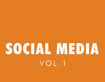 Social Media I VOL. 1