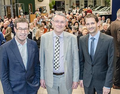 FOTOS/PR: Vortrag Michael Lüders