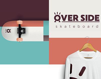 OVER SIDE - Branding