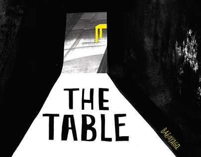 The Table, picture book