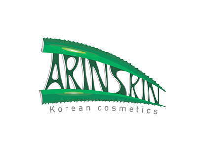 Logo for korean cosmetics shop.
