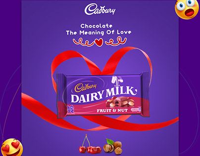 Cadbury Chocolate Social Media Advertising