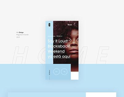 WebDesign Magazine