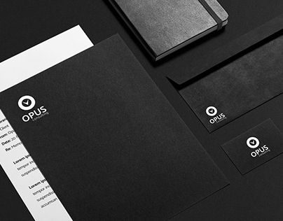 Opus Consulting - Brand Identity