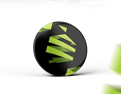 "Concept logotype ""Limonka"""