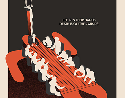 12 Angry Men Promotional Poster