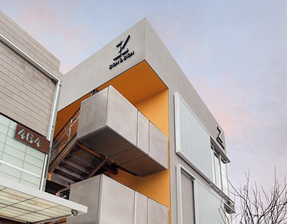 Zion and Zion Headquarters, Architekton