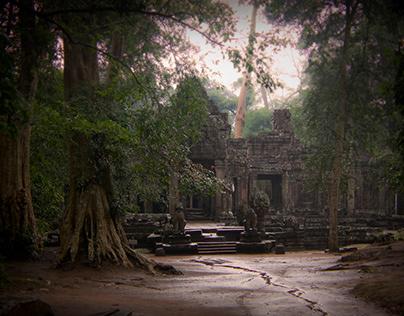 Temples of Siam Reap, Cambodia Part 2