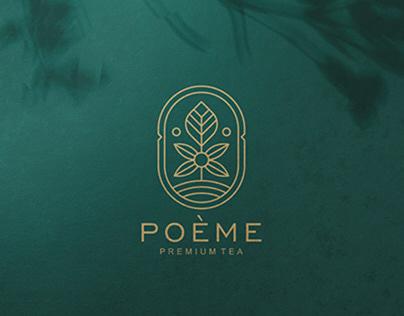 POÈME TEA | Logo