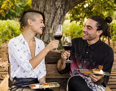 Estrategia de Contenidos para RRSS #WineriesBus